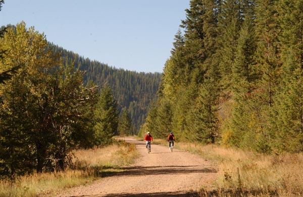 Wilderness Biking