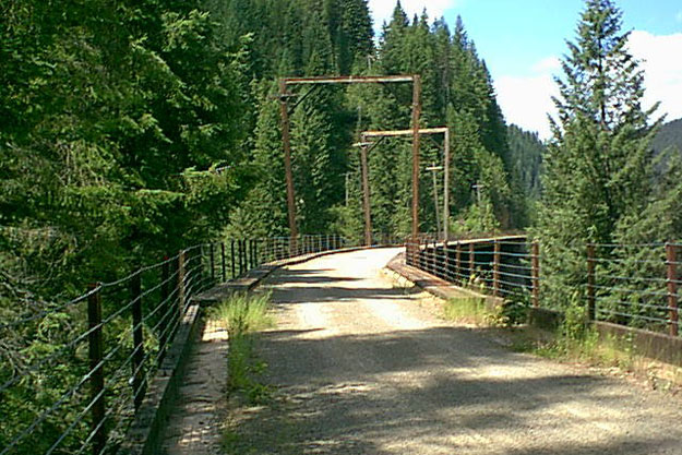 Bear Creek Trestle